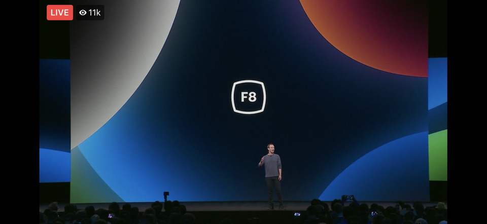 Thống kê F8 facebook
